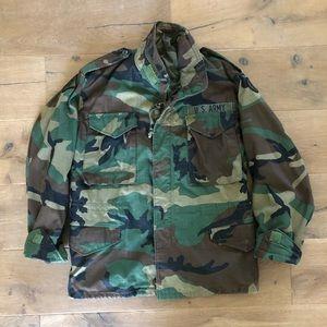 Vintage Army M65 Field Jacket